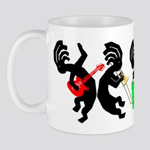 Kokopelli Band Mug