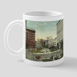 Downtown Youngstown Mug