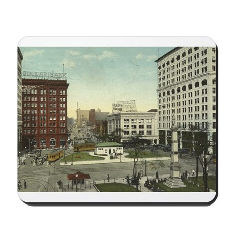 Downtown Youngstown Mousepad