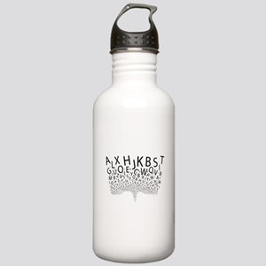 Spouting Letters Stainless Water Bottle 1.0L