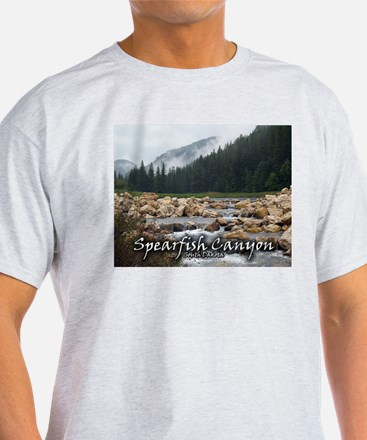 Spearfish Canyon, Black Hills T-Shirt