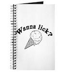 Wanna Lick? Journal