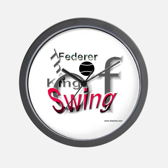 fkofswing Wall Clock