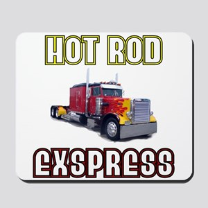 Hot Rod Express Mousepad