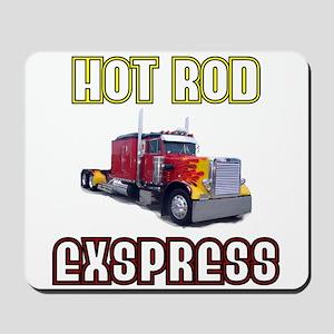 Hot Rod Express Mousepad