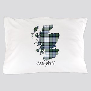 Map-Campbell dress Pillow Case