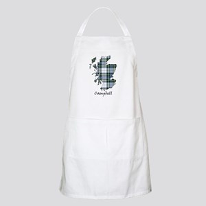 Map-Campbell dress Apron