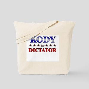 KODY for dictator Tote Bag