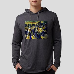 Vincent van Gogh The Dance Hal Long Sleeve T-Shirt