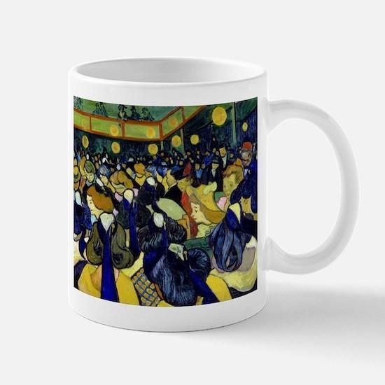 Vincent van Gogh The Dance Hall in Arles Mugs