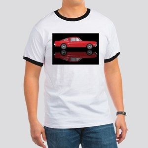 Very Fast Red Car T-Shirt