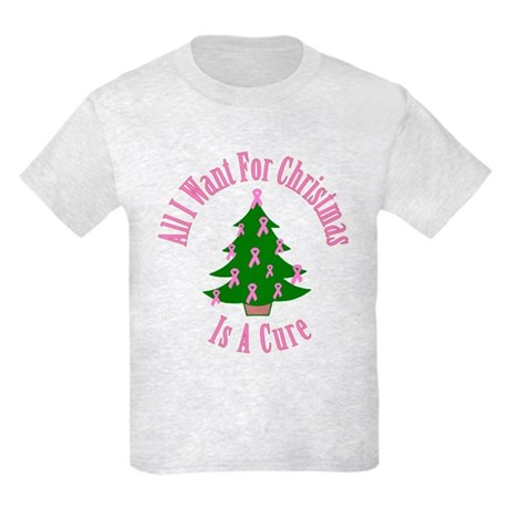 All I Want For Christmas Is A Cure (Breast Cancer)