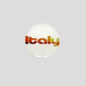 Italy Mini Button