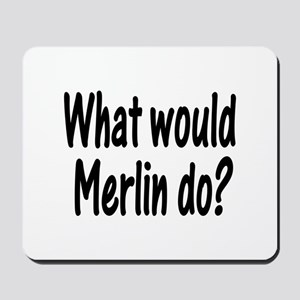 Merlin Mousepad