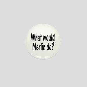 Merlin Mini Button