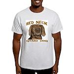 Red Neck Guard Dog Light T-Shirt