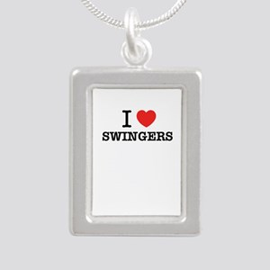 I Love SWINGERS Necklaces