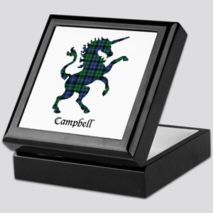 Unicorn - Campbell Keepsake Box