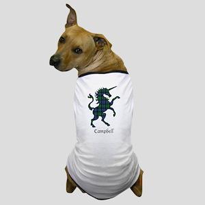 Unicorn - Campbell Dog T-Shirt