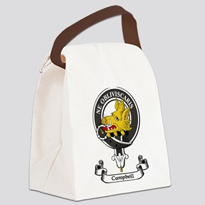 Badge - Campbell Canvas Lunch Bag