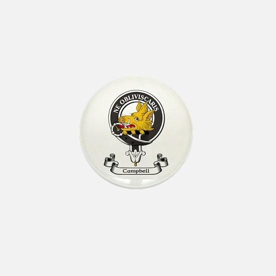 Badge - Campbell Mini Button
