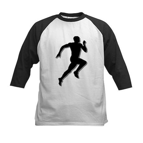 The Runner Kids Baseball Jersey