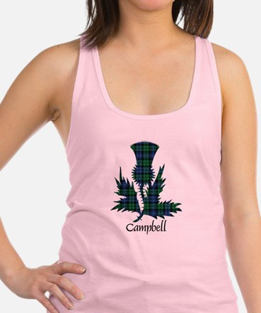 Thistle - Campbell Racerback Tank Top