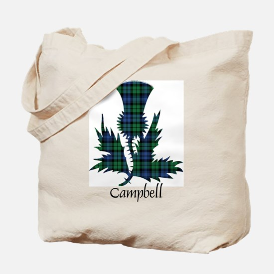 Thistle - Campbell Tote Bag