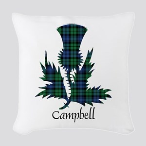 Thistle - Campbell Woven Throw Pillow