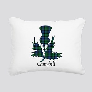 Thistle - Campbell Rectangular Canvas Pillow