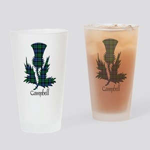 Thistle - Campbell Drinking Glass