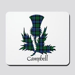 Thistle - Campbell Mousepad