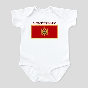 Montenegro Infant Bodysuit