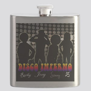 Silhouette DI Group Flask