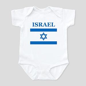 Israel Infant Bodysuit