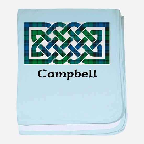 Knot - Campbell baby blanket