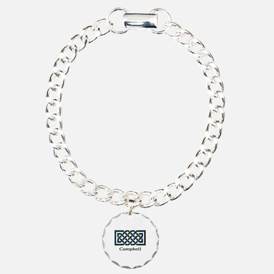 Knot - Campbell Charm Bracelet, One Charm