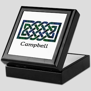 Knot - Campbell Keepsake Box