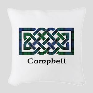Knot - Campbell Woven Throw Pillow