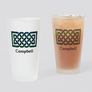 Knot - Campbell Drinking Glass