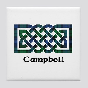 Knot - Campbell Tile Coaster