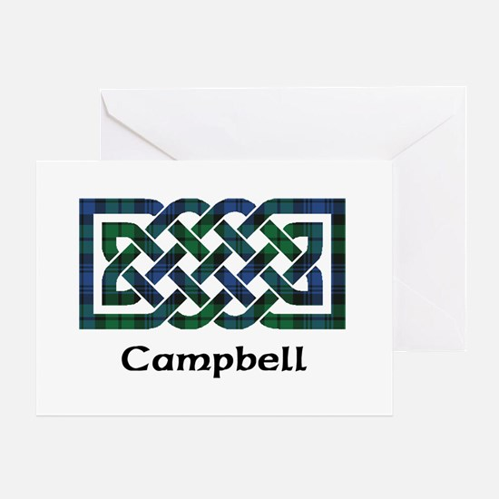 Knot - Campbell Greeting Card