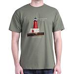 Menominee North Pier Light T-Shirt