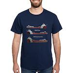 Aaa Class Uss Great Lakes Fleet T-Shirt