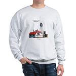 Whitefish Point Lighthouse Sweatshirt