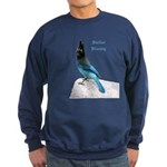 Stellar Blue Jay Sweatshirt (dark)