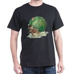 Christmas Mouse Dark T-Shirt