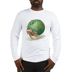 Christmas Mouse Long Sleeve T-Shirt