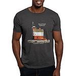 Round Island Lighthouse T-Shirt