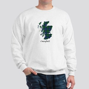 Map - Campbell Sweatshirt